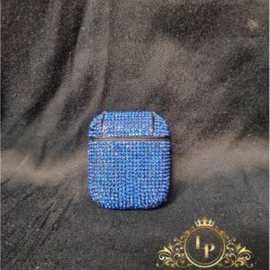 Luxury Blue Diamond Case | Geschikt voor Airpods