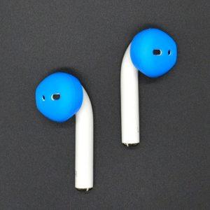 Mobigear Earbuds Blauw voor Apple AirPods