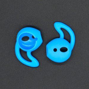 Mobigear Earbuds met Earhook Blauw voor Apple AirPods