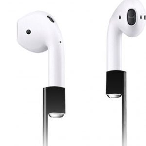Xccess Anti Lost Strap for Apple Airpods Black