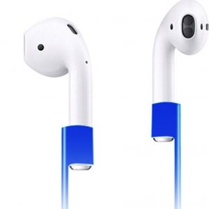 Xccess Anti Lost Strap for Apple Airpods Blue
