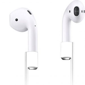 Xccess Anti Lost Strap for Apple Airpods White