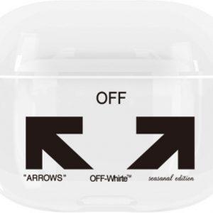 AirPods Pro Case Cover - Beschermhoes - Off-White - Geschikt voor Apple AirPods Pro - gerrey.