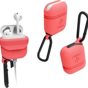 Catalyst Waterproof Case Apple Airpods Coral