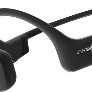 Aftershokz Aeropex - Bone conduction oordopjes met bluetooth - Zwart