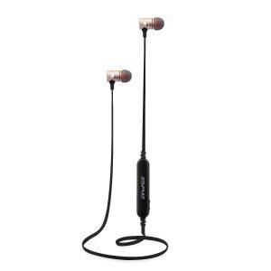Awei A920BL Wireless Bluetooth 4.1 Sport Stereo Earphone - Goud   In-ear oordopjes   koptelefoon Watchbands-shop.nl