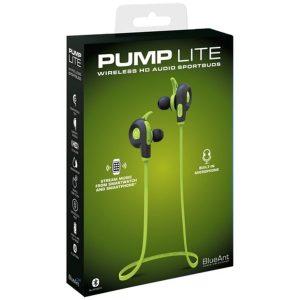BlueAnt Pump Lite Groen Bluetooth sport oordopjes