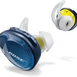 Bose Soundsport Free - in-ear oordopjes - Blauw