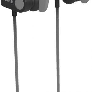 Denver BTE-110 - Draadloze oordopjes met microfoon - Grijs