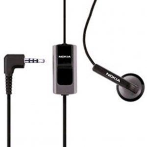 HS40 Nokia Mono Headset 2,5mm Black