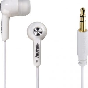 "Hama In-ear-stereo-oortelefoon ""Basic4Music"", wit"