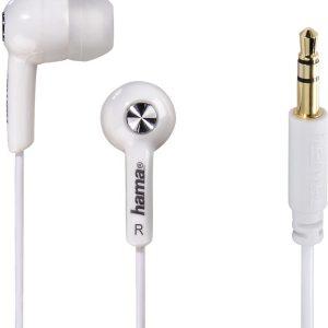 """Hama In-ear-stereo-oortelefoon """"Basic4Music"""", wit"""