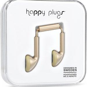 Happy Plugs Earbud - In-ear oordopjes - Champagne