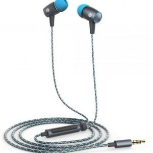 Huawei AM12 Plus Headset In-ear Blauw, Grijs