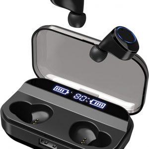 JAP Sounds AP25 - Draadloze oortjes Bluetooth - Oordopjes - Waterdicht - Powerbank