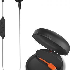 JBL Inspire 700 - Draadloze sport oordopjes met charging case - Zwart