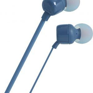 JBL T110 Blauw - In-ear oordopjes