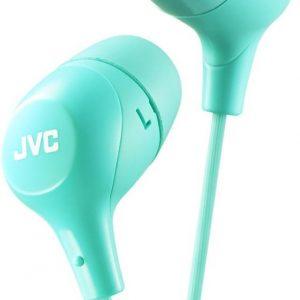 JVC HA-FX38-G JVC Marshmallow In-Ear Stereo Headphone Green