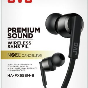 JVC HA-FX65BN-BU - In-ear oordopjes