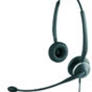 Jabra GN2100 Headset Hoofdband Zwart