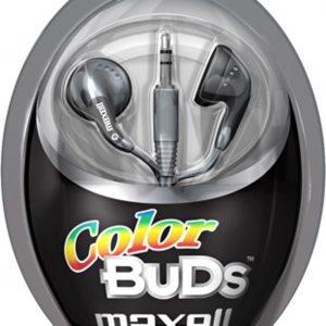 Maxell Color Budz Silver