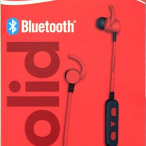 Maxell Solid bluetooth red