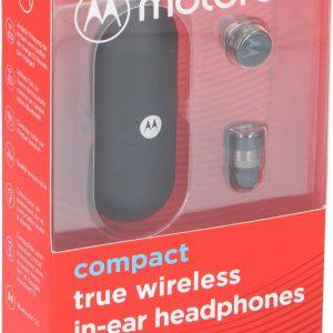 Motorola - Oordopjes in ear - Zwart - Verve Buds 400