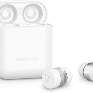 Motorola VerveBuds 110 oordopjes - wit - in-ear - draadloos
