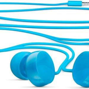 Nokia Stereo Headset WH-208 - oordopjes voor Lumia telefoons - Cyan