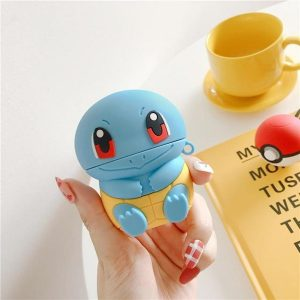 Pokemon Squirtle Airpods Hoesje - 1 & 2 Case