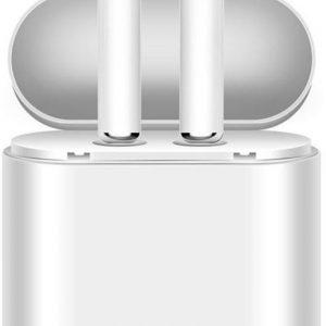 QY Wireless - Volledig Draadloze Oordopjes - Wit