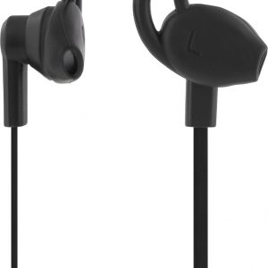 STREETZ HL-350 In-ear oordpjes - Microfoon & Control button - zwart