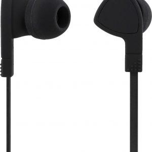 STREETZ HL-352 In-ear oordopjes - Microfoon & Control button - zwart