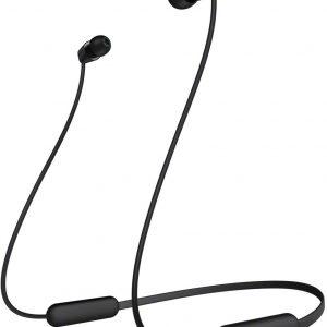 Sony WI-C200 - Draadloze in-ear oordopjes - Zwart