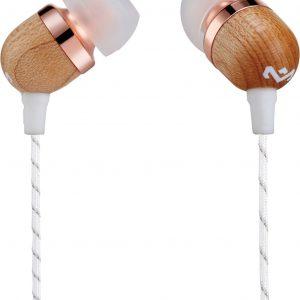 The House of Marley Smile Jamaica - In-ear oordopjes 1 knops - Copper