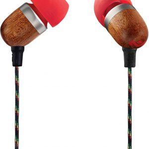 The House of Marley Smile Jamaica - In-ear oordopjes 1 knops - Fire