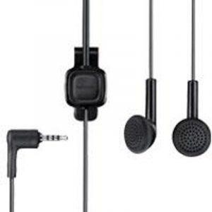 WH-102 Nokia Headset Black Bulk