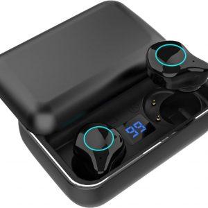 X70 - Draadloze oordopjes - Bluetooth - Zwart