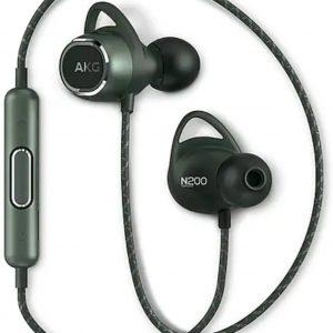 AKG N200 Wireless in-ear Koptelefoon - Groen