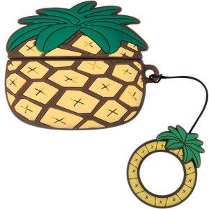 Airpods Pro Hoesje   Airpods Pro Case   Japanse Cartoon Kawaii Stijl Cute   Ananas