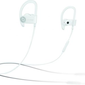 Beats by Dr. Dre Powerbeats 3 Headset oorhaak, In-ear Wit