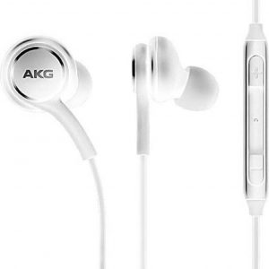 Wired AKG Earphones - Wit - Samsung Galaxy S10+ / S10 oortjes - Tuned by AKG - In-ear oordoppen - Oortjes met draad - Noice-cancelled - Android apparaat oortjes