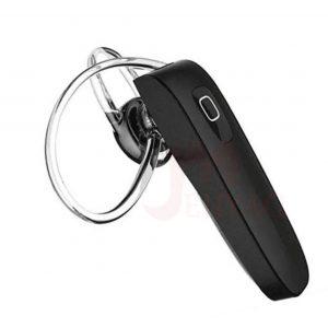 WiseGoods - Premium Bluetooth Headset - Met Microfoon -Bluetooth oordopje - Draadloos Telefoneren/Bellen - Handsfree Bellen - Sport Oordopje - Zwart