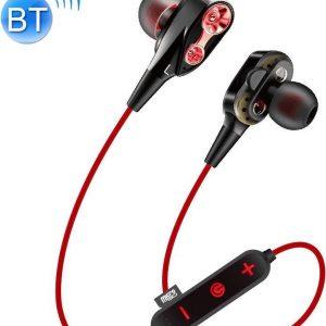 Draadloze Bluetooth Oordopjes MG-G23 - Geschikt voor smartphones zoals Apple iPhone LG Nokia Huawei en Samsung - Rood