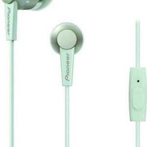 Pioneer SE-C3T In-Ear Mint Green