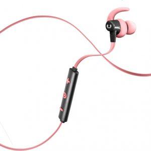 Fresh 'n Rebel Lace Sports - Draadloze In-ear oordopjes - Roze