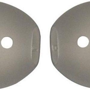 Mobigear Earbuds Grijs voor Apple AirPods