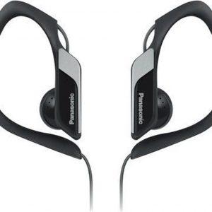 Panasonic RP-HS34E Intraauraal oorhaak, In-ear Zwart