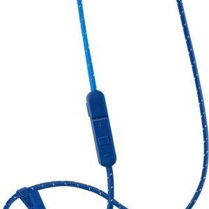 "Plantronics Hoofdtelefoon ""BackBeat FIT 300"", Donker Blauw / Blauw"