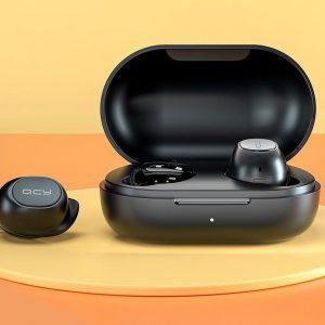 QCY T9s TWS Bluetooth draadloze oortjes